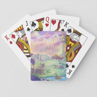 Baralho Cartões de jogo do conto de fadas