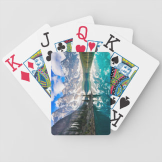 Baralho Cartões de jogo do dia de Canadá