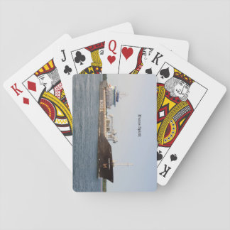 Baralho Cartões de jogo do espírito de Evans