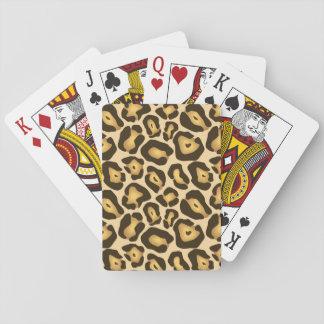 Baralho Cartões de jogo do impressão de Jaguar