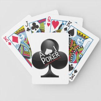 Baralho Cartões de jogo do póquer - póquer do toxicómano