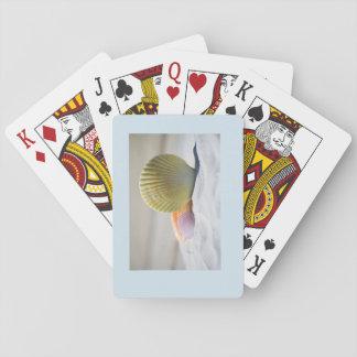 Baralho Cartões de jogo do SeaShell