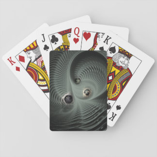 Baralho Cartões de jogo do túnel do quantum