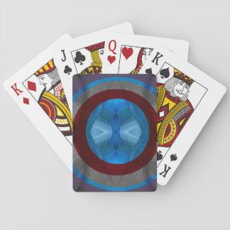 Baralho Cartões de jogo dos círculos