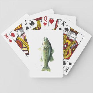 Baralho Cartões de jogo dos peixes de J Spoelstra