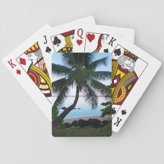 Baralho Cartões de jogo Havaí