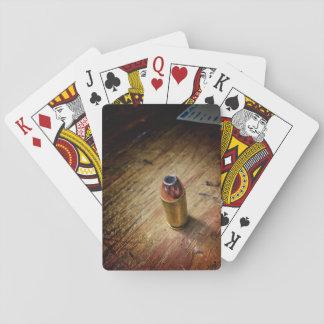 Baralho Cartões de jogo ocos do ponto