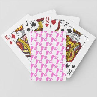 Baralho Cartões de jogo padrão