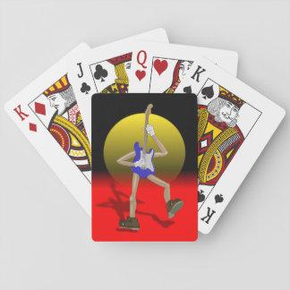 Baralho Cartões de jogo para guitarristas