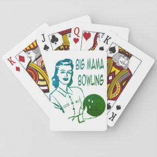 Baralho cartões de jogo para jogadores, mulheres,