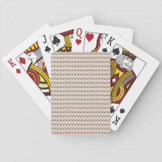 Baralho cartões de jogo por karmas afortunadas