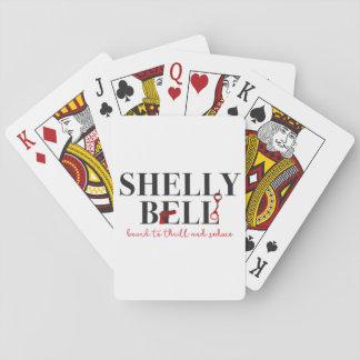 Baralho Cartões de jogo Shelly de Bell