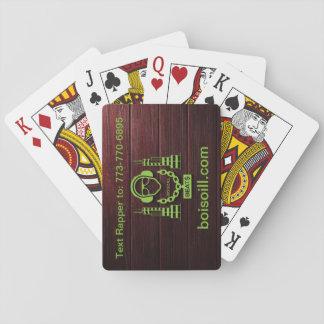 Baralho Cartões de jogo tão doentes de Boi!