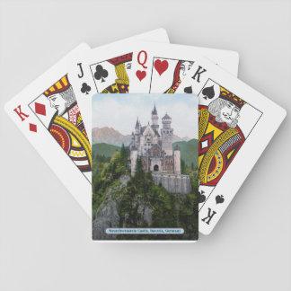 Baralho Castelo de Neuschwanstein, Baviera, Alemanha