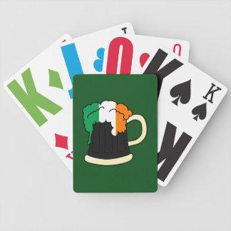 Baralho Cerveja irlandesa