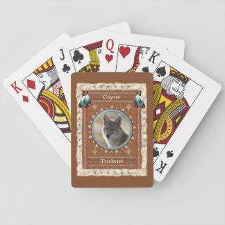 Baralho Chacal - cartões de jogo clássicos do Malandro