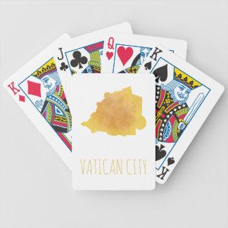 Baralho Cidade do Vaticano