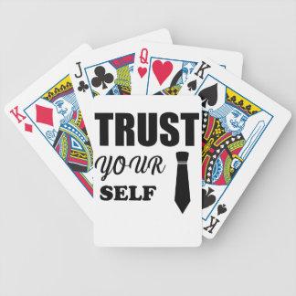 Baralho confiança