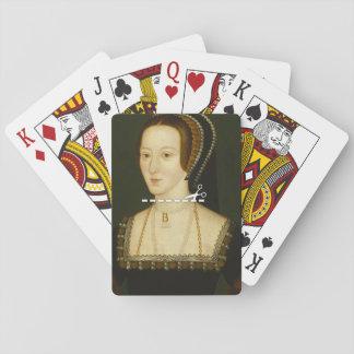 Baralho Corte aqui - Anne Boleyn