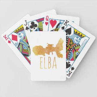 Baralho De Poker A Ilha de Elba