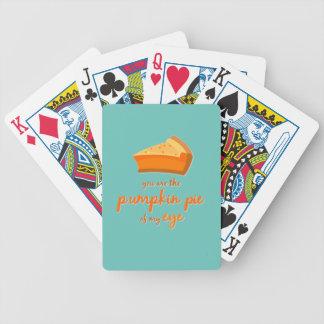 Baralho De Poker Acção de graças Sassy
