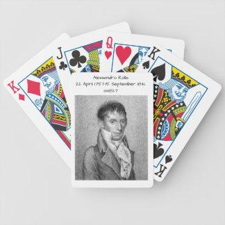 Baralho De Poker Alessandro Rolla antes de 1827