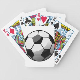 Baralho De Poker Bola de futebol