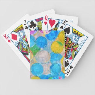 Baralho De Poker bolas da água