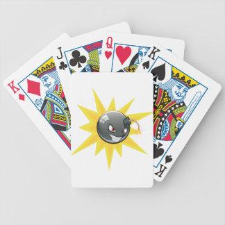 Baralho De Poker Bomba redonda má