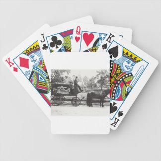 Baralho De Poker Carro fúnebre