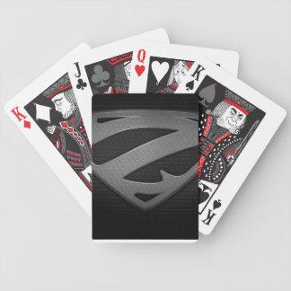 Baralho De Poker Cartão de Z