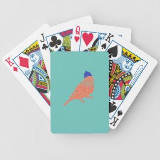 Baralho De Poker Christmassy morno e bonito