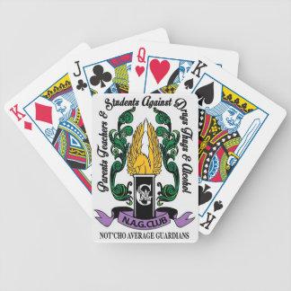 Baralho De Poker Crista média dos guardiães de Not'Cho