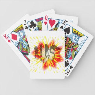 Baralho De Poker Explosão cómica