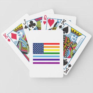 Baralho De Poker Igualdade americana