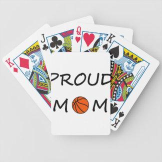 Baralho De Poker Mamã do basquetebol