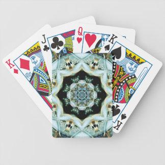 Baralho De Poker Mandalas do coração da liberdade 21 presentes