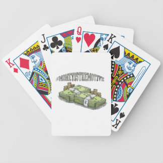 Baralho De Poker O #Money é os cartões a motor