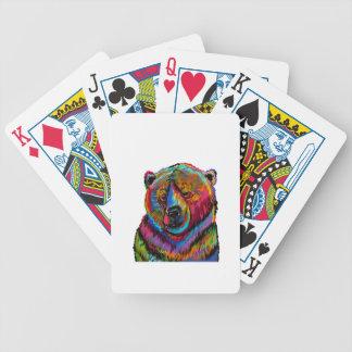 Baralho De Poker Piscar os olhos feliz