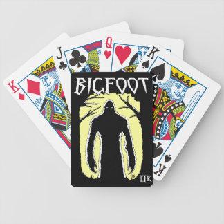 Baralho De Truco Bigfoot