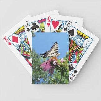 Baralho De Truco Borboleta (tigre Swallowtail)