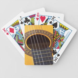 Baralho De Truco Guitarra acústica