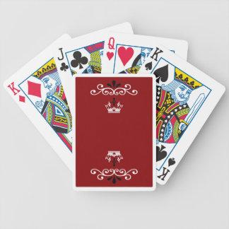 Baralho De Truco Póquer de Bicycle® que joga Cartão-royals