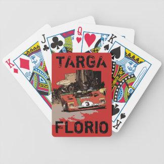 BARALHO DE TRUCO RAÇA DE TARGA FLORIO