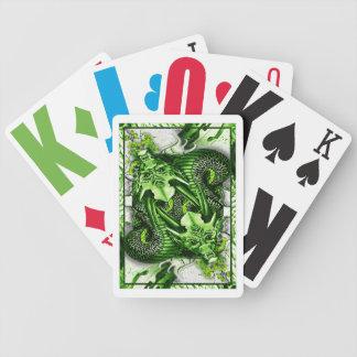 Baralho Dragão verde