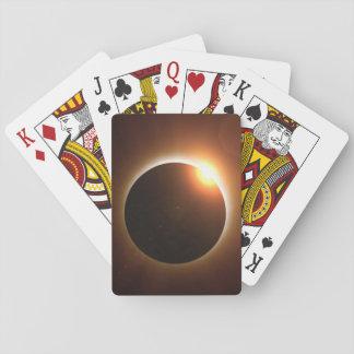 Baralho Eclipse solar total