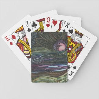 Baralho Enegreça a plataforma da noite de cartões de jogo