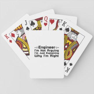 Baralho Engenheiro que eu não estou discutindo