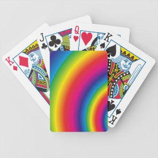 Baralho Espiral do arco-íris