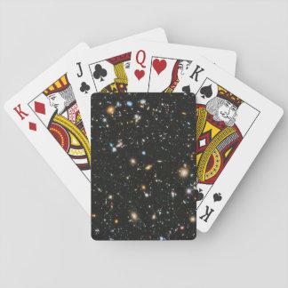 Baralho Estrelas e galáxias do espaço profundo